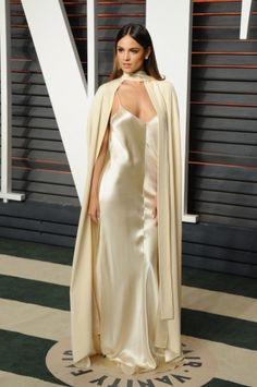 Silk Satin Gown
