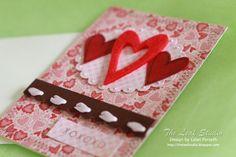 Such a romantic love card.