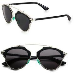 2cf5006c7a Rank   Style s Talking Top Tens - Daniela Cecilio s Ten Essentials  Dior So  Real Pantos Sunglasses