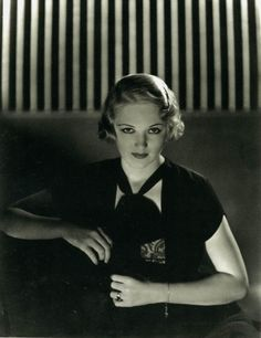 "Virginia Cherrill Silent movie Actress made ""City Lights"" with Charlie Chaplin"