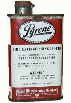 Pyrene Fire Extinguisher Liquid