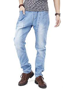 RDHOPE-Men Cotton Pure Colour Rugged Wear Multi-Pockets Twill Jogger Pants