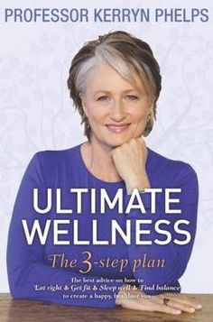 From one of Australia's best loved and most respected GPs comes the health book to get you out of your health rut and feeling 100 per cent! In three easy steps, Prof Kerryn Phelps shows you how to audit your health, change your lifestyle and stay the course to achieve ultimate health.