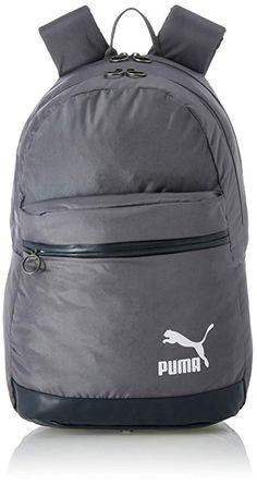b3b9d06e7126 Puma 26 Ltrs Grey Backpack (7567702)