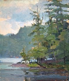 """Paradox Lake"" by Debra Joyce Dawson"