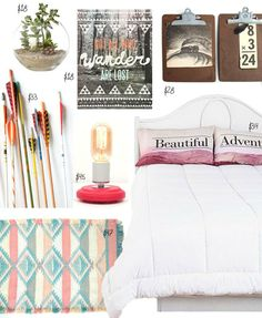 Dorm Style: Room for Adventure