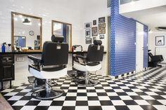 aBorbély hair salon by munkacsoport.net, Budapest – Hungary