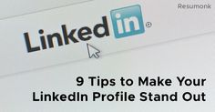 Tips on how to boost your LinkedIn profile and get noticed by prospective employers & recruiters. Stand out from the crowd and land your dream job.