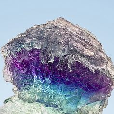 Rare Skeletal Fluorite - Summit Cleft, Weisseck, South Slope, Salzburg, Austria