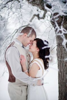 xoxo Love this for a wedding photo mabe I will get married during the winter time who knows <3