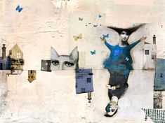 collage - antonello silverini