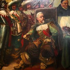 Count Tilly, commander of the Catholic League's army, Thirty Years War