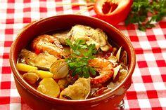 caldeirada de peixe... I want to make this on Sunday