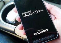 Galaxy S5 Active İki Farklı Videoda Kendini Gösterdi!