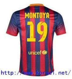 2014 New Nike FC Barcelona MESSI 10 Home Soccer Jersey Midnight Navy/Storm Red/Tour Yellow For Wholesale/////// Buy me this and I'll love you forever Fc Barcelona, Barcelona Football Kit, Lionel Messi Barcelona, Messi Soccer, Messi 10, Football Kits, Football Jerseys, Adidas Football, Football Shoes
