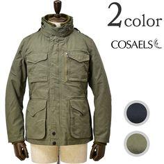 COSAELS(コサエルズ)3WAY M-65 フィールドジャケット / FIELD JACKET 通販・大阪・堀江での店舗販売