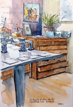 Diana's Studio | por meerkatsmiles