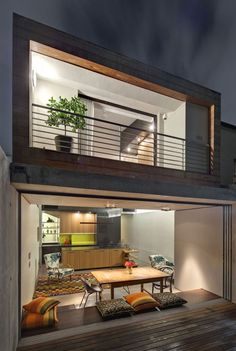Arquitetura | área externa