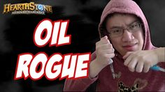 HEARTHSTONE TRUMP OIL ROGUE DECK OF THE WEEK