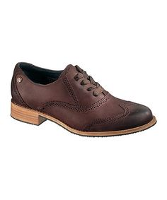 Black Cherry Claremont Leather Oxford by Sebago #zulily #zulilyfinds. The Oxford version. I loved the Black cherry color and they were also a great buy....drastically discounted at 69 bucks! These as well as the matching bootie are perfect for my jeans and cords this autumn!!