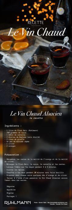 La recette du vin chaud alsacien ! @vins_ruhlmann