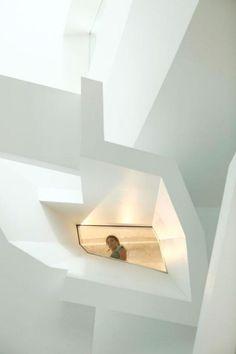 Cahill Center - Photo | Morphopedia | Morphosis Architects