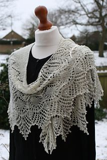 Knitting Pattern Name: Snow Angel Pattern by: Boo Knits
