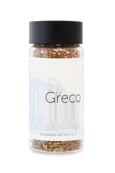 NEW! El Greco Secret Sauce - Opa! Embrace the ancient flavours of Greece with aromatic herbs, sun-kissed tomato, and onion. Marinate feta cheese and olives, spread on pita, or drizzle over cooked fish, pork, lamb,  or souvlaki. #kosher #nutfree #glutenfree