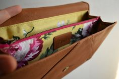 Postcard Purse by Joules