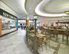 Hillcrest Mall Food Court