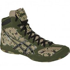 The new SS9 Limited Edition Camo wrestling shoes are in stock and ...
