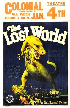 The Lost World (1925) - Lewis Stone
