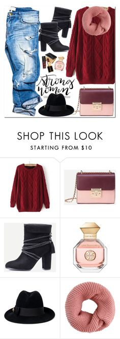 """""""Strong Women"""" by oshint ❤ liked on Polyvore featuring Tom Ford, Tory Burch and Gucci"""