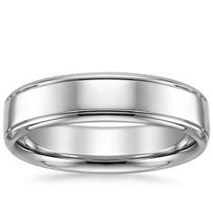 Top Twenty Men's Wedding Rings - TAHOE RING