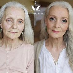 15 New Short Haircuts for Older Women with Fine Hair Star Beauty, Beauty Make-up, Ageless Beauty, Beauty Hacks, Makeup For Older Women, Makeup For Moms, Haircut For Older Women, Older Woman Makeup, Makeup For Mature Skin