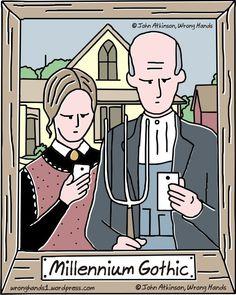 John Atkinson's Millennium Gothic