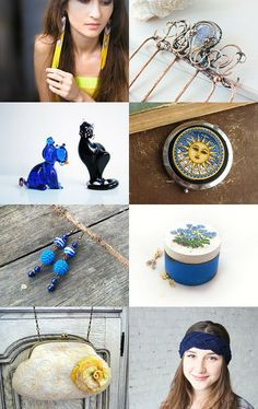 Unique spring gifts by Yu and Ed on Etsy--Pinned with TreasuryPin.com
