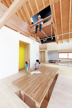 A Gabled Roof in Kawagoe / Tailored design Lab
