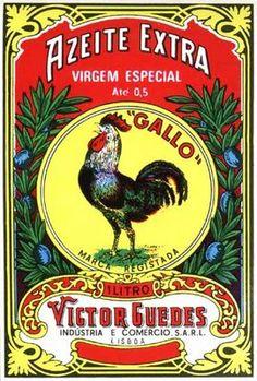 Azeite Gallo (Portuguese Olive Oil)