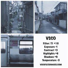Best VSCO Filters for Instagram Feed - VSCO Filter Hacks