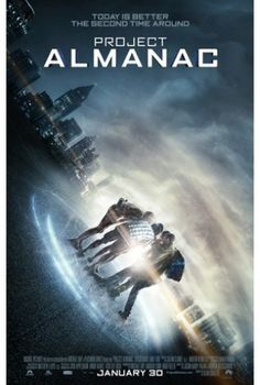 Project Almanac 2015 Online Full Movie.A group of teens discover secret plans of a time machine, and construct one. However, things start to get out of control.