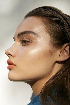 glowy skin | #beautymark