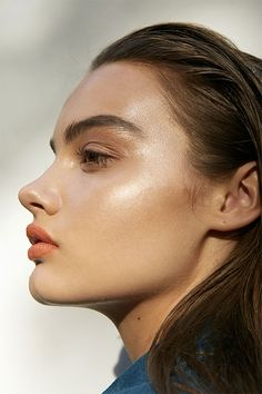glowy skin | #beautymark