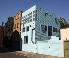 FAT architects  Blue House