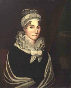 Zedekiah Belknap (American artist, 1781-1858) Portrait of a Lady