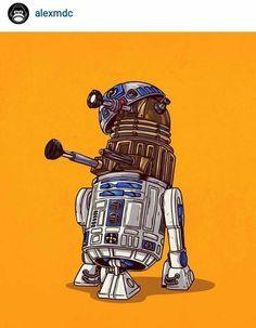 R2-D2 Dalek