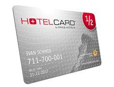 Que diriez-vous de payer seulement le demi-tarif pour vos nuitées aux meilleurs hôtels ?  Avec l' Hotelcard anuelle, tu profites des prix spéciaux et tu séjourne dans des certaines hôtels à -50% !  Tu peux commander ta Hotelcard ici: http://www.besoin-de-vacances.ch/commande-l-hotelcard-profite-demi-tarif/
