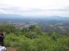 Bukit Sulap Keunikan Wisata di Sumatera Selatan - Sumatera Selatan