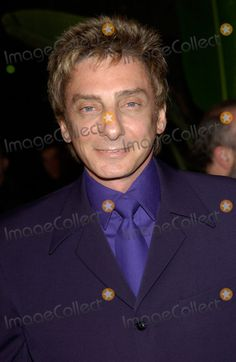Barry Manilow Picture - Singer BARRY MANILOW at pre-Grammy party given ...