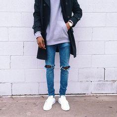 73de0ca933a 42 Best Stan smith outfit images | Man fashion, Male fashion, Menswear